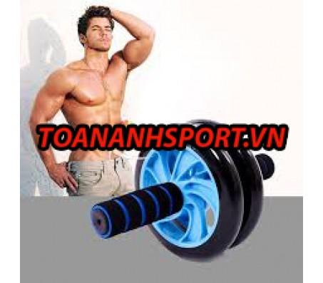 Dụng cụ tập cơ bụng 2 bánh xe AB Wheel