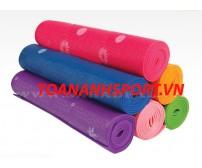 Thảm yoga hoa 6 li
