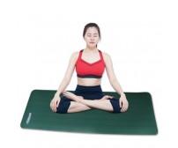 Thảm tập yoga TOÀN ANH NBR F-007XR 15ly (Xanh Rêu)